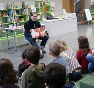 Lesung Herr Bücker